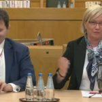 """Gazeta.pl:Oto powaga najważniejszego sądu RP. Prezes TK śmieje się, wzdycha, robi miny. """"Nauczcie się państwo…"""""""