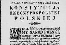 Historia polskiego konstytucjonalizmu