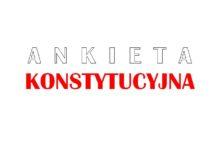 Zaproszenie na konferencję podsumowującą Ankietę konstytucyjną, w Krakowie, w dniu 16.06.2018 r.
