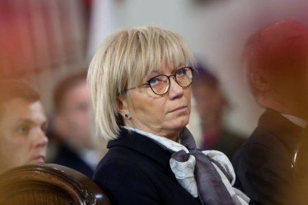 Julia Przyłębska / Polska Agencja Prasowa / Leszek Szymaski
