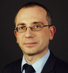 dr hab. Sławomir Patyra, prof. nadzw. UMCS w Lublinie