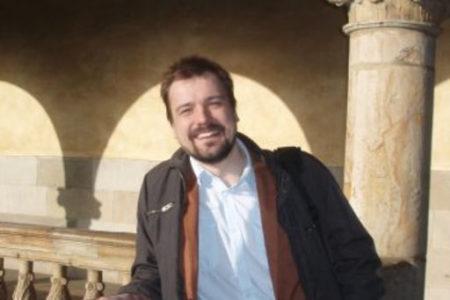 Dr Dawid Bunikowski, teoretyk i filozof prawa żyjący w Finlandii