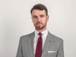Michał Literski, aplikant adwokacki, doktorant UJ