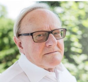 Prof. dr hab. Stanisław Biernat (fot. Mateusz Skwarczek)