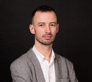dr Maciej Pichlak, adiunkt w Katedrze Teorii i Filozofii Prawa Uniwersytetu Wrocławskiego